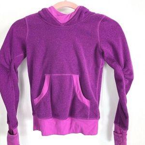 Ivivva Shirts & Tops - Ivivva Hoodie Sweatshirt 6 Purple